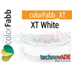 colorFabb XT White 2,85 mm 750g